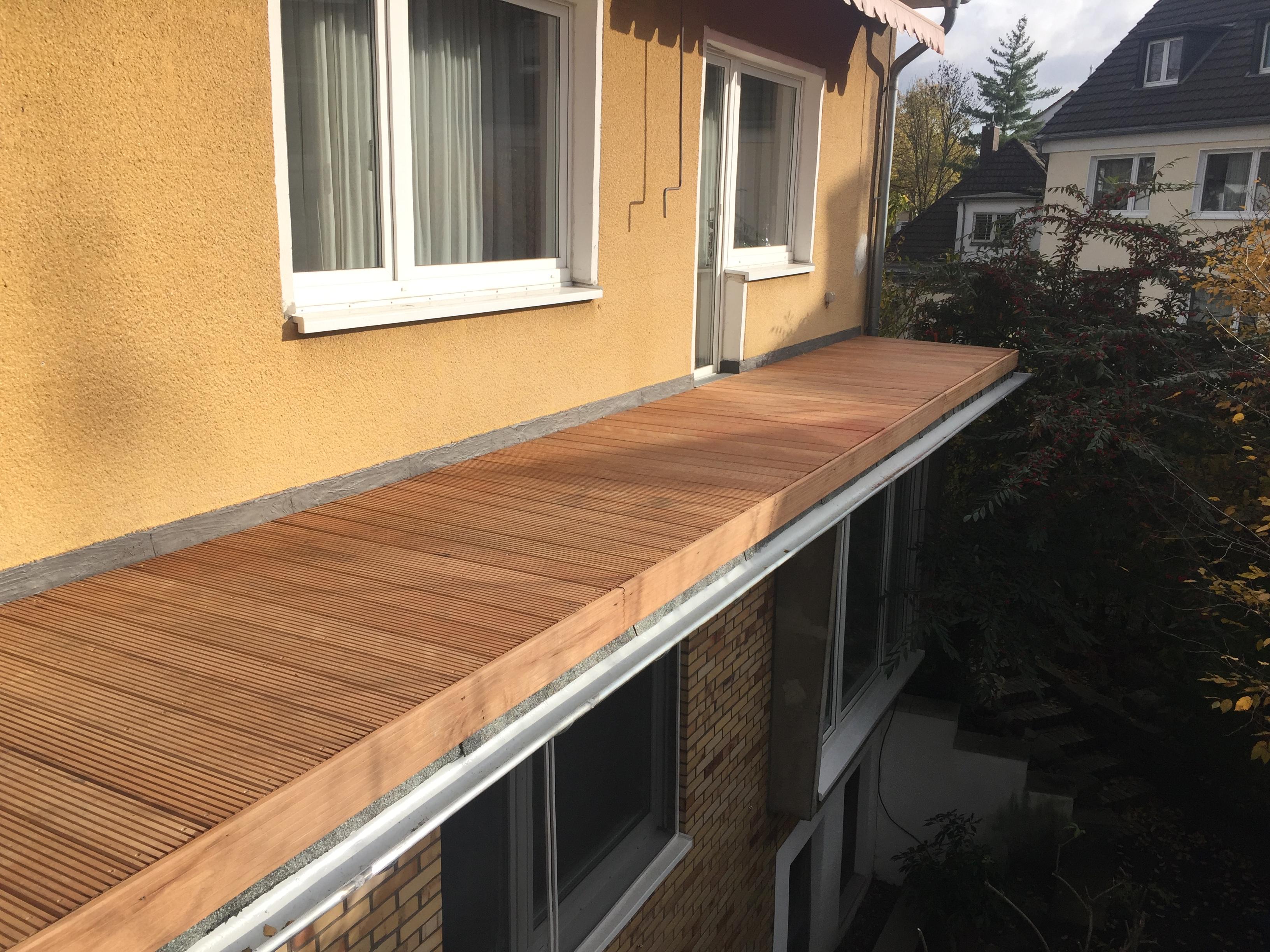 Balkon Holzbelag | Balkone Terasse Frohlig Gmbh